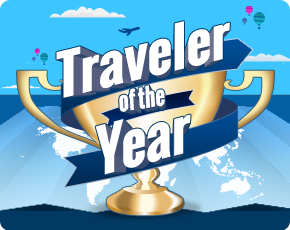 Traveler of the Year Contest